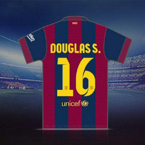 He is here to add depth to the right hand side of the Barça midfield