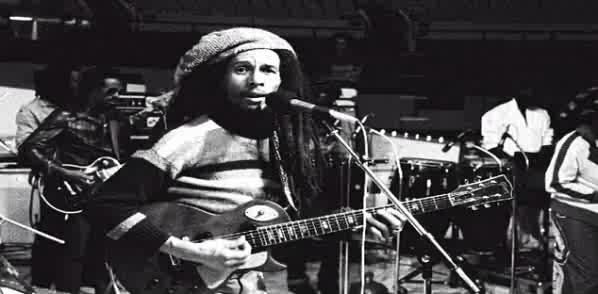 Bob Marley & The Wailers: TUFF GONG UPRISING TOUR 1980, Madison Square Garden, New York, USA